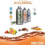 Huile Salmoil by Necon, le complément alimentaire pour chiens et chats