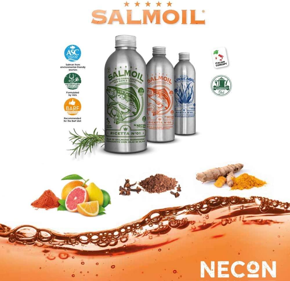 Huile Salmoil by Necon