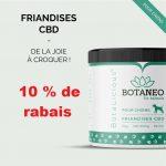 Code Promo BOTANEO 10% - Friandises pour chien (MISE À JOUR)
