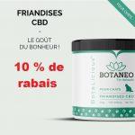 Code Promo BOTANEO 10% - Friandises pour chat